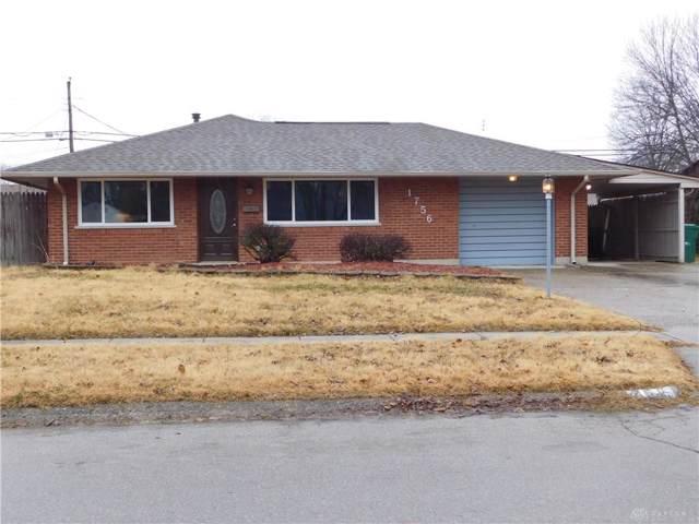 1756 Hillwood Drive, Dayton, OH 45439 (MLS #809331) :: Denise Swick and Company