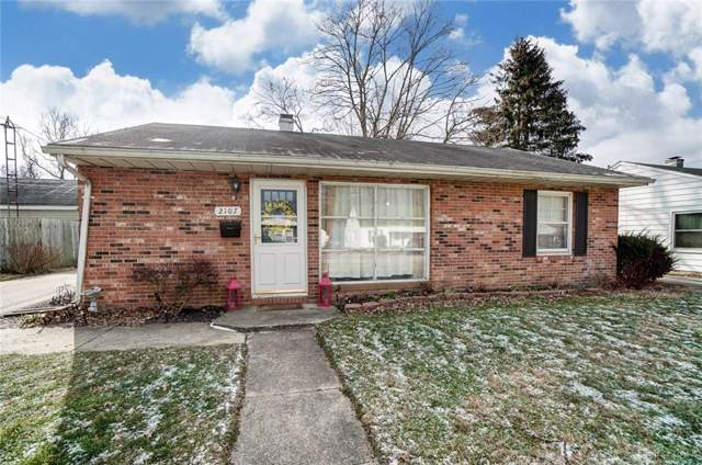 2107 N Hadley Road, Springfield, OH 45505 (MLS #809356) :: Denise Swick and Company