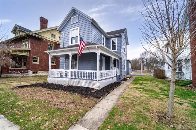736 E Central Avenue, Miamisburg, OH 45342 (MLS #809497) :: Denise Swick and Company