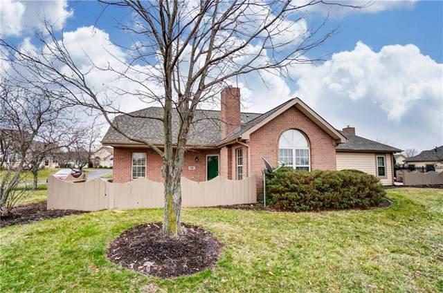 54 Villa Pointe Drive, Springboro, OH 45066 (MLS #809593) :: The Gene Group