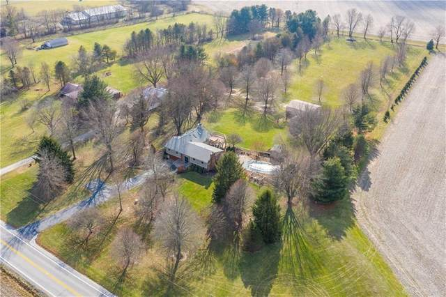 921 W Spring Valley Paintersville Road, Spring Valley Twp, OH 45385 (MLS #809686) :: Denise Swick and Company