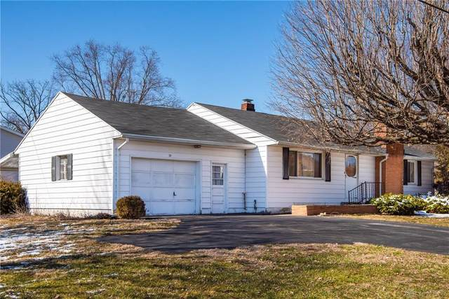 331 N Fairfield Road, Beavercreek, OH 45430 (MLS #809862) :: Denise Swick and Company