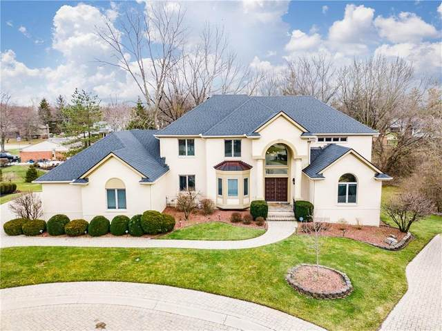 5773 Stone Lake Drive, Centerville, OH 45429 (MLS #809916) :: Denise Swick and Company
