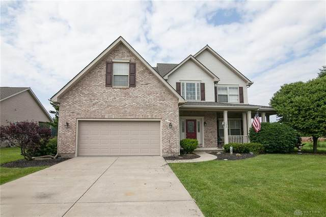 133 Springhouse Drive, Englewood, OH 45322 (MLS #809960) :: The Gene Group