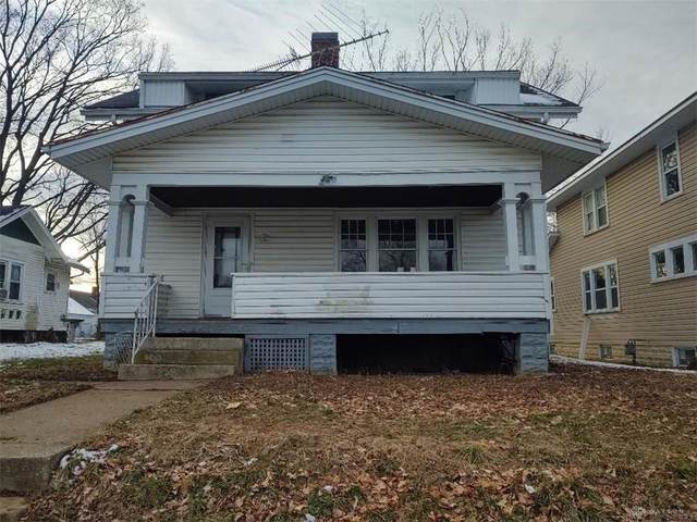 1761 Woodward Avenue, Springfield, OH 45506 (MLS #810209) :: Candace Tarjanyi | Coldwell Banker Heritage