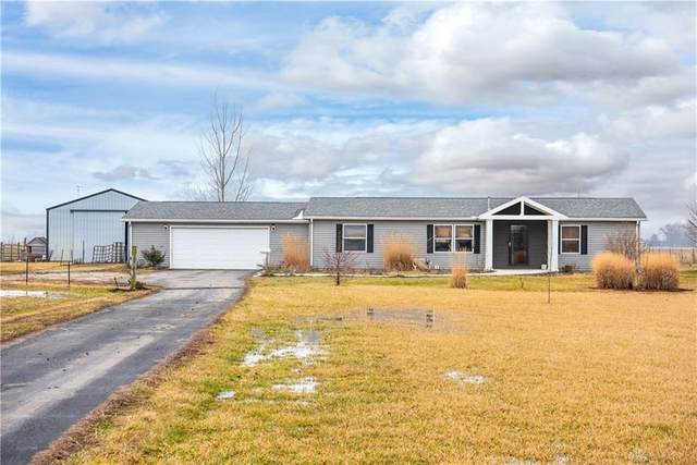 5310 Holfinger Road, Piqua, OH 45356 (MLS #810225) :: The Gene Group