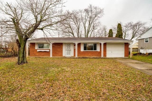 810 Hyer Street, New Carlisle, OH 45344 (MLS #810230) :: Ryan Riddell  Group