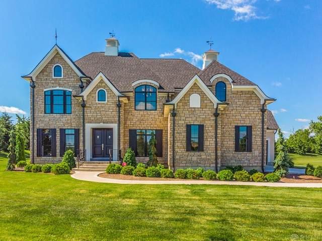 1447 Hemingway Drive, Waynesville, OH 45068 (MLS #810291) :: Ryan Riddell  Group