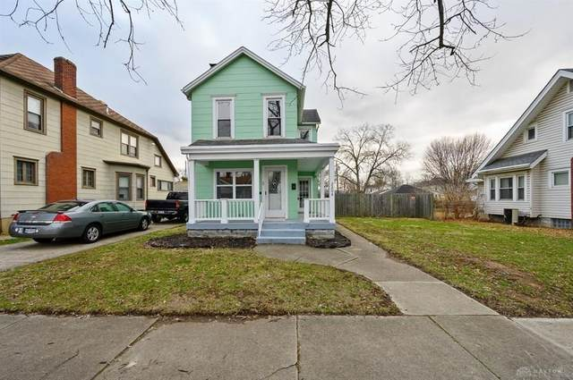 2208 Superior Avenue, Middletown, OH 45044 (MLS #810345) :: The Gene Group