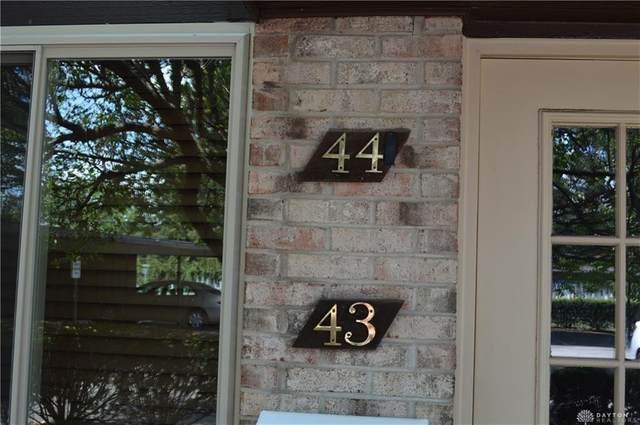 7815 N Main Street #44, Clayton, OH 45415 (MLS #810374) :: The Gene Group