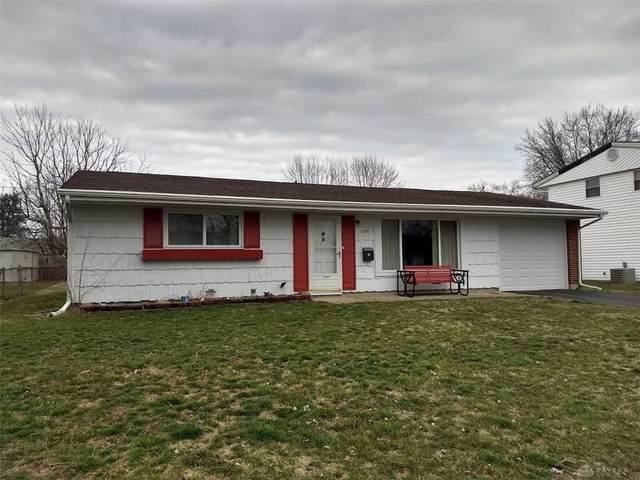 1038 Wendall Avenue, New Carlisle, OH 45344 (MLS #810375) :: Ryan Riddell  Group