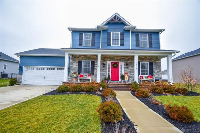 916 Arrow Drive, Troy, OH 45373 (MLS #810498) :: The Gene Group