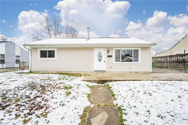 48 Thornton Drive, Fairborn, OH 45324 (MLS #810559) :: The Gene Group
