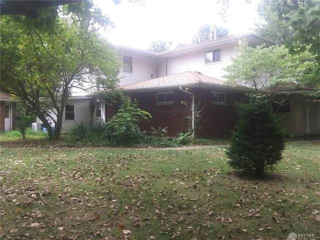 3350 Boxwood Drive, Fairborn, OH 45324 (MLS #810601) :: The Gene Group
