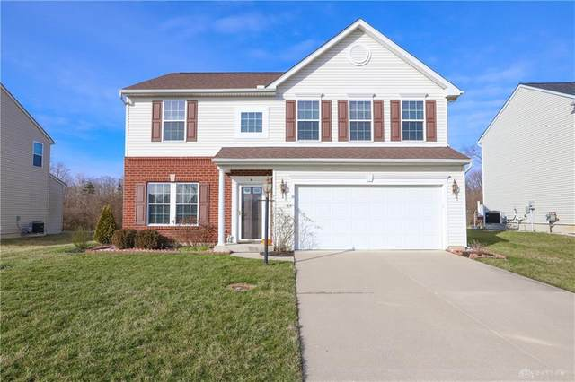 2103 Wagner Trace Drive, Beavercreek, OH 45431 (MLS #810651) :: The Gene Group