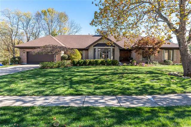 8034 Forest Lawn Court, Centerville, OH 45458 (MLS #810716) :: Denise Swick and Company