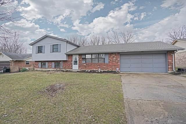 645 Preston Drive, Waynesville, OH 45068 (MLS #810737) :: Ryan Riddell  Group
