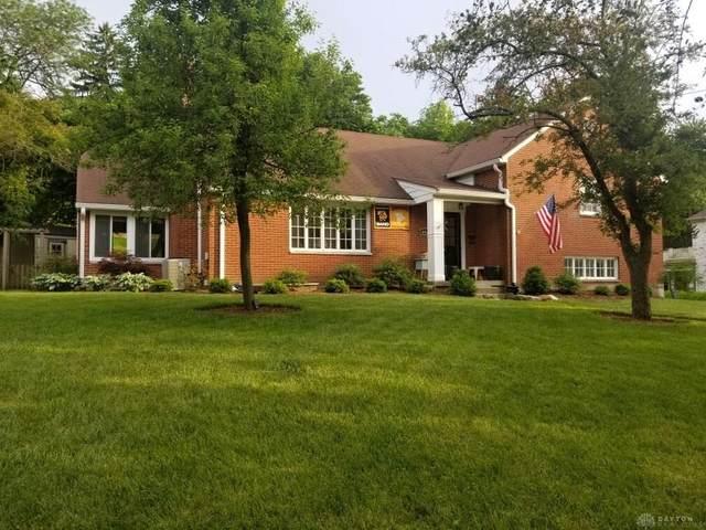 444 E Schantz Avenue, Oakwood, OH 45409 (MLS #810817) :: Candace Tarjanyi   Coldwell Banker Heritage