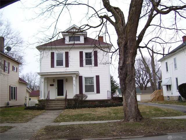 586 N Galloway Street, Xenia, OH 45385 (MLS #810847) :: Candace Tarjanyi   Coldwell Banker Heritage