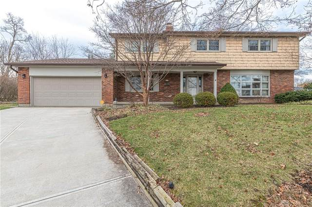 4117 Windridge Court, Middletown, OH 45042 (MLS #810886) :: The Gene Group