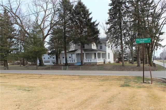 6994 Phillipsburg Union Road, Englewood, OH 45322 (MLS #810896) :: The Gene Group
