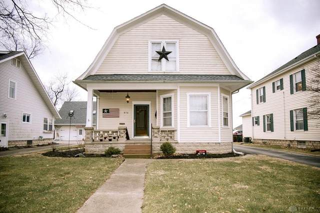 976 N Detroit Street, Xenia, OH 45385 (MLS #810901) :: Candace Tarjanyi   Coldwell Banker Heritage