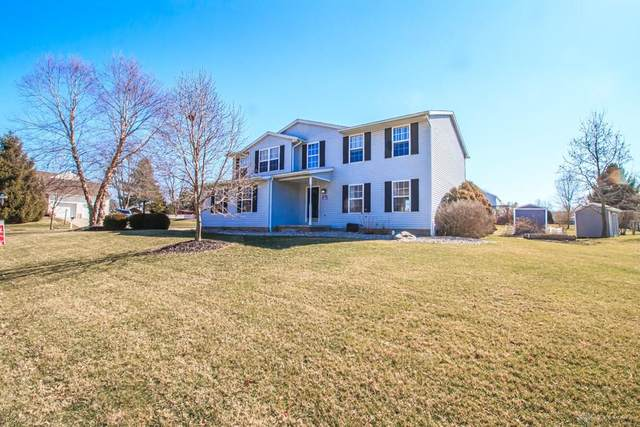 1950 Laddie Court, Xenia, OH 45385 (MLS #810915) :: Candace Tarjanyi   Coldwell Banker Heritage