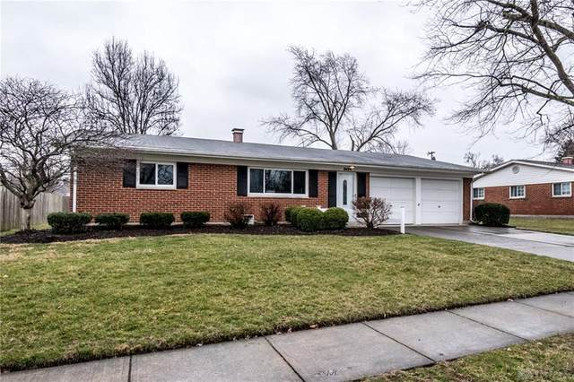 3824 Pobst Drive, Dayton, OH 45420 (MLS #810924) :: The Gene Group