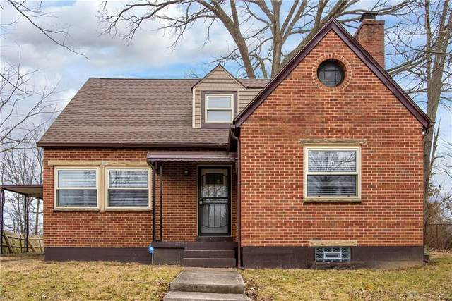 4132 Sylvan Drive, Dayton, OH 45417 (MLS #810986) :: Candace Tarjanyi | Coldwell Banker Heritage