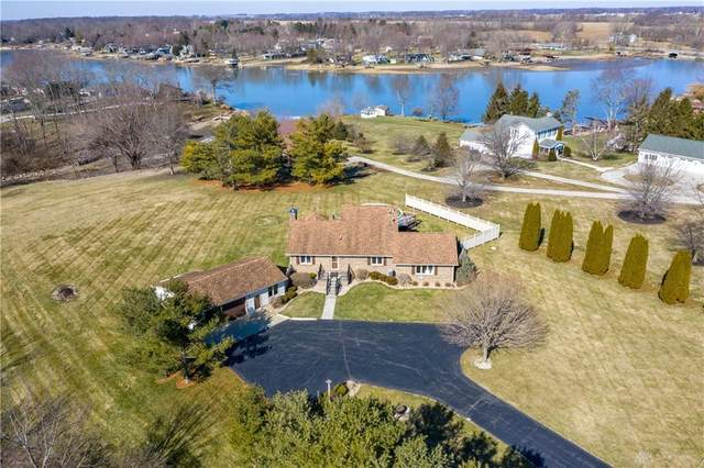 943 Quarry Road, Jamestown Vlg, OH 45335 (MLS #810998) :: Candace Tarjanyi | Coldwell Banker Heritage