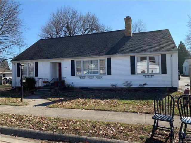 506 W Washington Street, New Carlisle, OH 45344 (MLS #811012) :: Candace Tarjanyi | Coldwell Banker Heritage