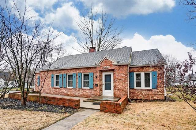 2379 S Patterson Boulevard, Kettering, OH 45409 (MLS #811162) :: Denise Swick and Company