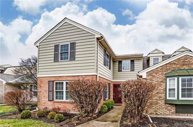 7789 Thomas Jefferson Lane, Centerville, OH 45459 (MLS #811175) :: The Gene Group