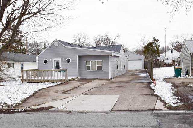 1856 Montgomery Avenue, Fairborn, OH 45324 (MLS #811350) :: Denise Swick and Company