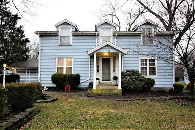 1166 S Shawnee Drive, Greenville, OH 45331 (MLS #811410) :: The Gene Group