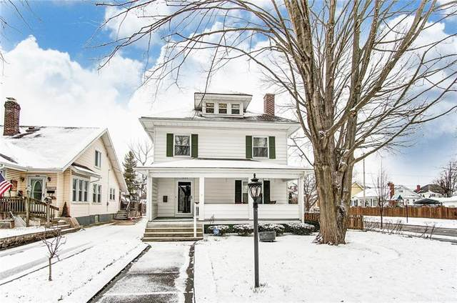 1804 Stratford Place, Springfield, OH 45504 (MLS #811432) :: Denise Swick and Company