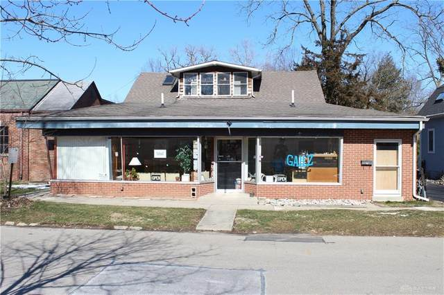 115 Glen Street, Yellow Springs Vlg, OH 45387 (MLS #811543) :: The Gene Group