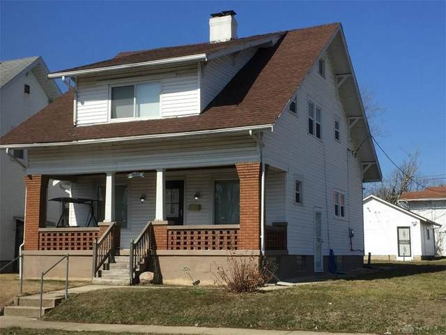 3605 Hoover Avenue, Dayton, OH 45402 (MLS #811744) :: Denise Swick and Company