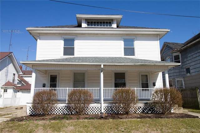 407-411 Vine Street, Greenville, OH 45331 (MLS #811746) :: The Gene Group