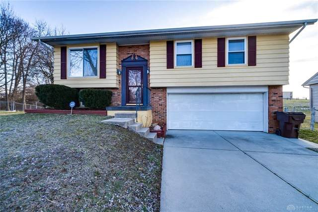 110 Stanton Court, Franklin, OH 45005 (MLS #811817) :: Denise Swick and Company