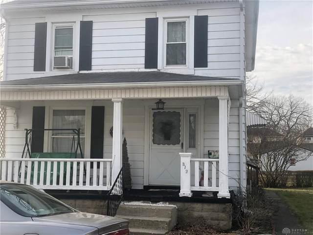 319 E North Street, Piqua, OH 45356 (MLS #812479) :: The Gene Group