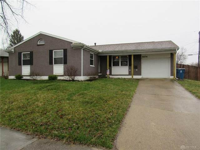 4674 Nowak Avenue, Huber Heights, OH 45424 (MLS #812526) :: The Gene Group