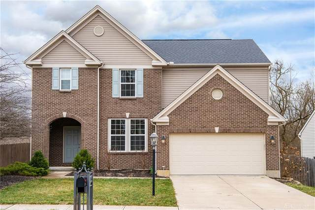 5003 Heather Way, Huber Heights, OH 45424 (MLS #812703) :: The Gene Group
