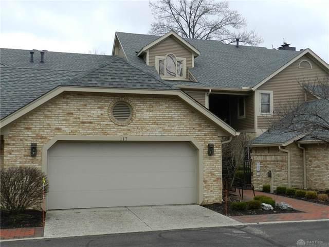 117 Crossridge Drive, Kettering, OH 45429 (MLS #812761) :: Denise Swick and Company