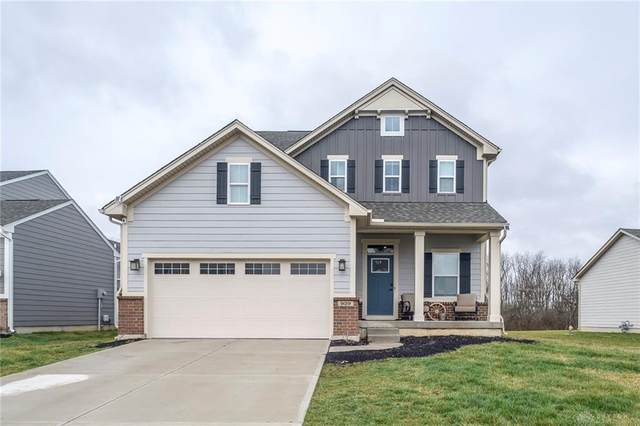 929 Cedar Grove Drive, Tipp City, OH 45371 (MLS #813060) :: Denise Swick and Company