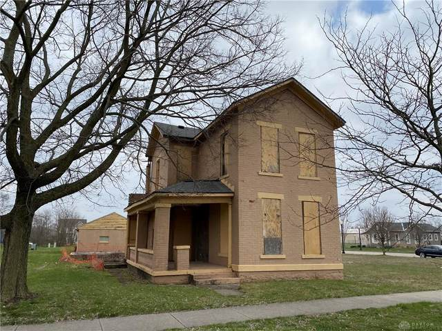 116 S Broadway Street, Dayton, OH 45402 (MLS #813073) :: Denise Swick and Company
