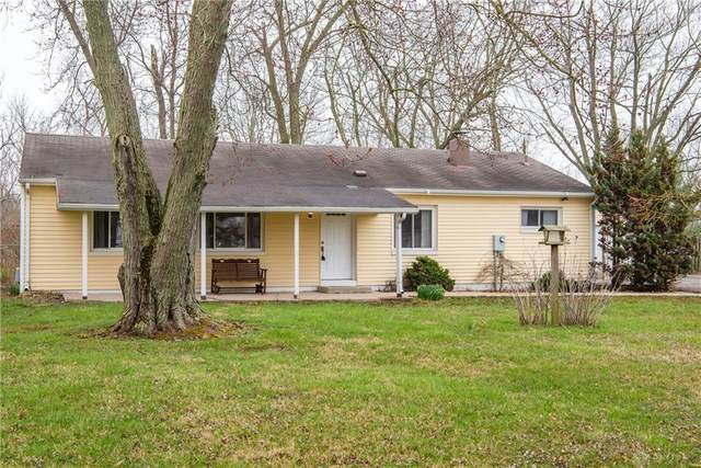 8905 Bellefontaine Road, Bethel Twp, OH 45344 (MLS #813097) :: Denise Swick and Company