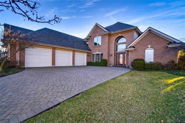 5764 Stone Lake Drive, Centerville, OH 45429 (MLS #813190) :: Denise Swick and Company