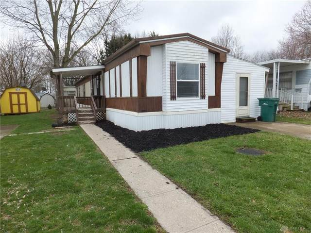 10636 N Valette Circle, Miamisburg, OH 45342 (MLS #813215) :: Denise Swick and Company