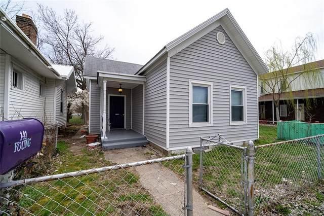 141 Samuel Street, Dayton, OH 45403 (MLS #813269) :: Denise Swick and Company
